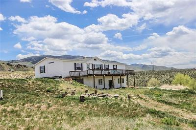 Silverthorne Single Family Home For Sale: 678 County Road 1001