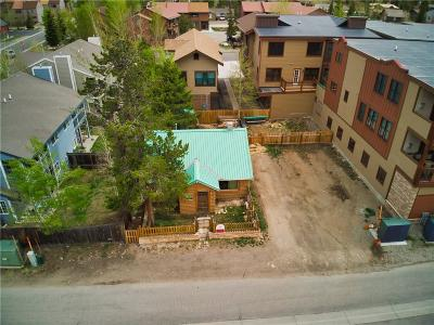 Frisco, Silverthorne, Dillon Single Family Home For Sale: 413 Granite Street