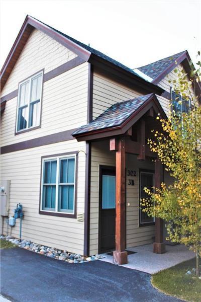 Breckenridge Duplex For Sale: 302 N Main Street