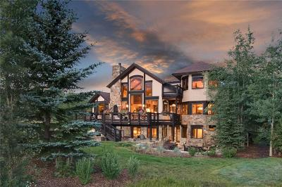 Silverthorne CO Single Family Home For Sale: $2,650,000