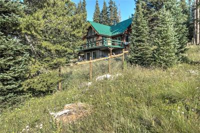 Breckenridge Single Family Home For Sale: 321 Monte Cristo Mine Road