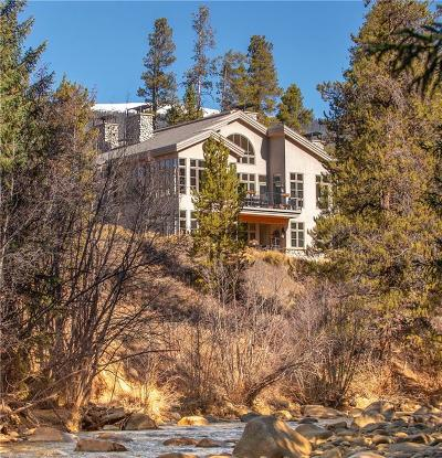 Summit County Single Family Home For Sale: 206 Elk Crossing Lane