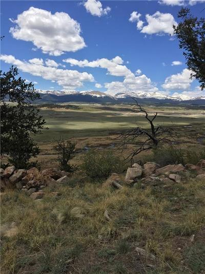 Alma, Fairplay Residential Lots & Land For Sale: 4437 Middle Fork Vista