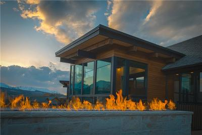 Silverthorne CO Single Family Home For Sale: $4,400,000