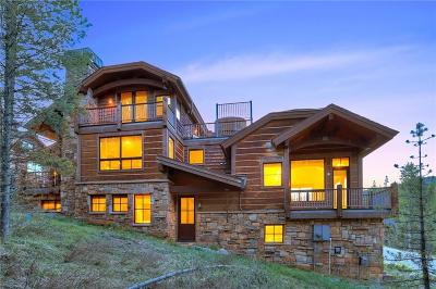Lewis Ranch At Copper Mtn Duplex For Sale: 882 Beeler Place
