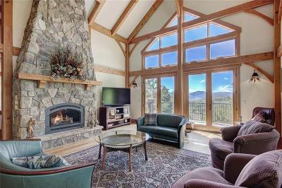 Silverthorne Single Family Home For Sale: 230 Two Cabins Drive