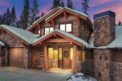 Copper Mountain Single Family Home For Sale: 903 Beeler Place
