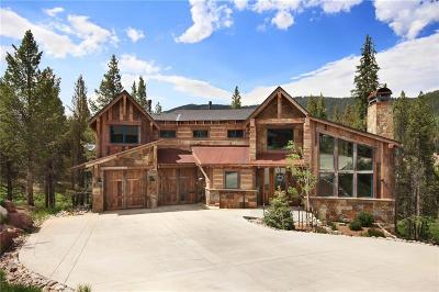 Copper Mountain Single Family Home For Sale: 957 Beeler Place