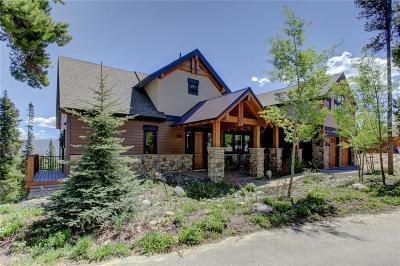 Breckenridge Single Family Home For Sale: 471 Slalom Drive