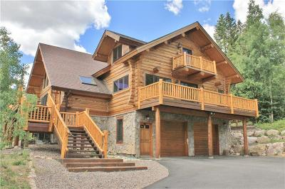 Dillon, Silverthorne, Summit Cove Single Family Home For Sale: 746 Wild Rose Road
