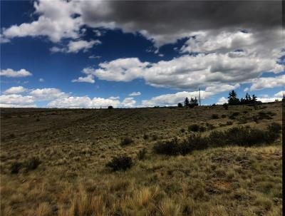 Fairplay, Alma, Como, Jefferson Residential Lots & Land For Sale: 942 Quarter Horse Road