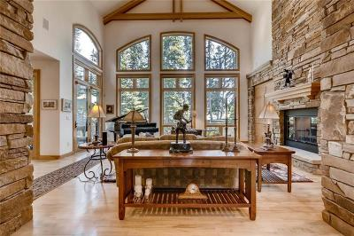 Keystone CO Single Family Home For Sale: $1,550,000