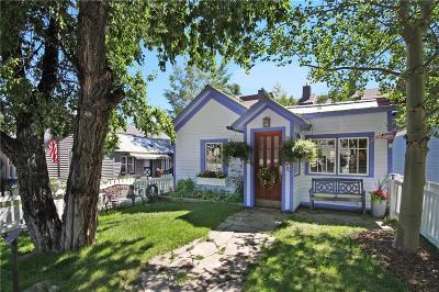 Breckenridge Single Family Home For Sale: 110 N French Street