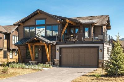 Breckenridge Single Family Home For Sale: 120 Red Quill Lane