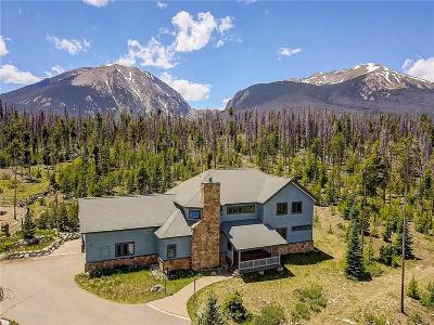 Silverthorne CO Single Family Home For Sale: $1,840,000