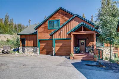 Dillon, Silverthorne, Summit Cove Single Family Home For Sale: 91781 Ryan Gulch Road