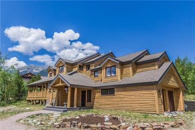 Silverthorne Single Family Home For Sale: 31 Shooting Star Way