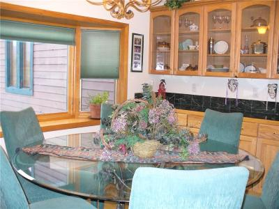 Dillon, Silverthorne, Summit Cove Duplex For Sale: 274b Ensign Drive Ensign Drive
