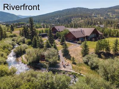 Summit County Single Family Home For Sale: 341 Davenport Loop