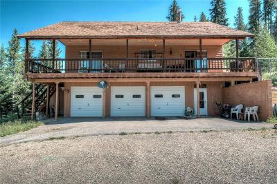 Breckenridge Single Family Home For Sale: 1056 Forest Hills Drive Drive