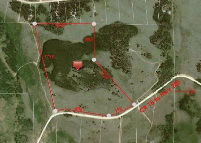 Fairplay, Alma, Como, Jefferson Residential Lots & Land For Sale: Tbd County Road 18