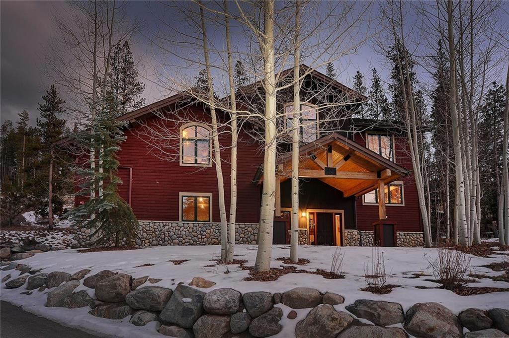 Awe Inspiring 6 Bed 3 Full 1 Partial Baths Home In Breckenridge For 1 725 000 Gmtry Best Dining Table And Chair Ideas Images Gmtryco