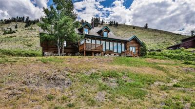 Breckenridge, Copper Mountain, Dillon, Frisco, Keystone, Silverthorne Single Family Home For Sale: 364 Hillside Drive