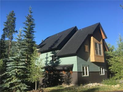 Summit County Townhouse For Sale: 276 Alpen Rose Place #8721