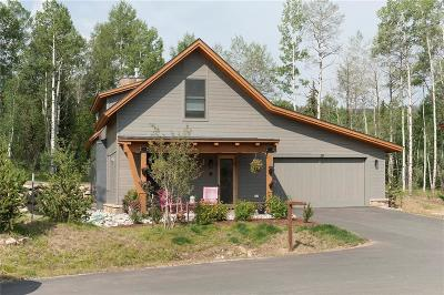 Silverthorne CO Single Family Home For Sale: $1,090,000