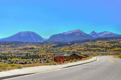 Silverthorne Residential Lots & Land For Sale: 968 Bald Eagle Road