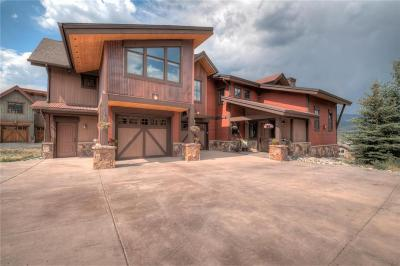 Dillon Single Family Home For Sale: 80 Mule Deer Court