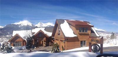Silverthorne Single Family Home For Sale: 39 Timberwolf Trail