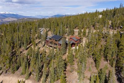 Breckenridge Single Family Home For Sale: 388 Miners View Road