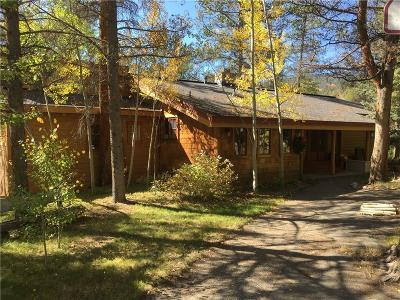 Keystone CO Single Family Home For Sale: $1,349,000