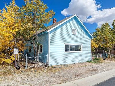 Park County Single Family Home For Sale: 610 Front Street