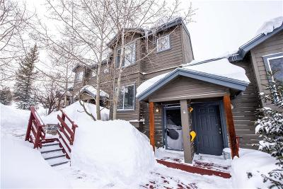Silverthorne Townhouse For Sale: 53 Spyglass Lane #53