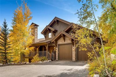 Silverthorne Single Family Home For Sale: 1801 Stellar Drive