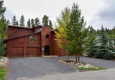 Blue River, Breckenridge Duplex For Sale: 82 Tomahawk