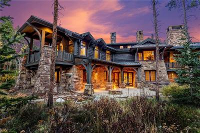 Breckenridge, Copper Mountain, Dillon, Frisco, Keystone, Silverthorne Single Family Home For Sale: 33 Iron Mask Road