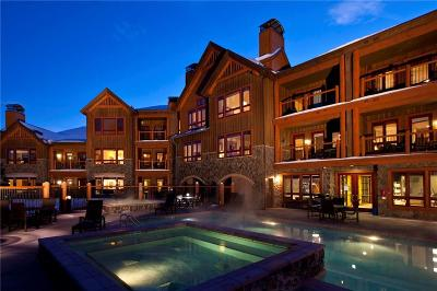 Breckenridge CO Condo For Sale: $1,095,000
