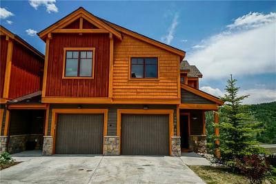 Silverthorne Townhouse For Sale: 50a Cr 1293 #50A