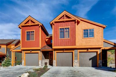 Silverthorne Townhouse For Sale: 50b County Road 1293 #50B
