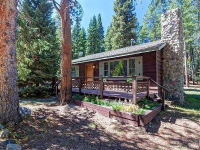 Breckenridge CO Single Family Home For Sale: $519,900
