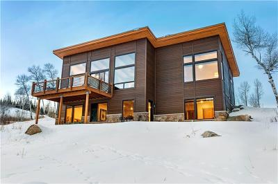 Silverthorne Single Family Home For Sale: 79 E Baron Way