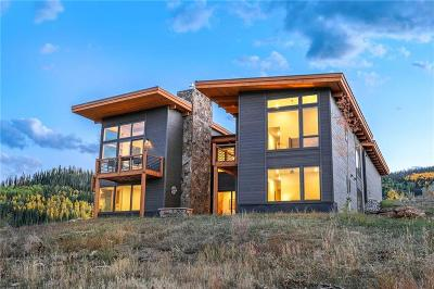 Silverthorne Single Family Home For Sale: 83 E Baron Way