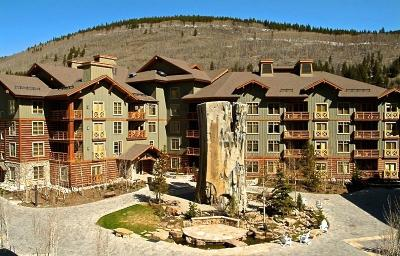 Copper Mountain Condo For Sale: 164 Copper Circle #324