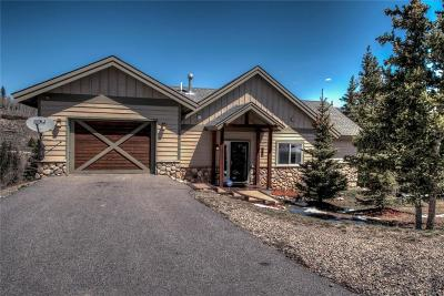 Silverthorne Single Family Home For Sale: 282 Fawn Court