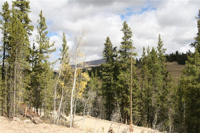 Fairplay, Alma, Como, Jefferson Residential Lots & Land For Sale: 1525 Beaver Creek Road
