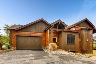 Dillon, Silverthorne, Summit Cove Duplex For Sale: 45 Fly Line Drive