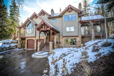 Silverthorne Single Family Home For Sale: 525 Two Cabins Drive